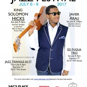 JH Jazz Festival July 6 - 9th