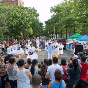 Summer Sundays at the Park presents: Calpulli