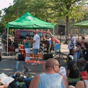 Summer Sundays at the Park presents: Issa Cabrera & Trio