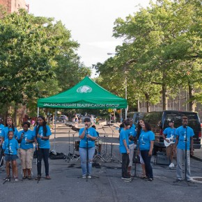 Summer Sundays at the Park presents: Music with a Message