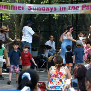 Outdoor Concert Series Brings Classic Rock and Jazz to Jackson Heights