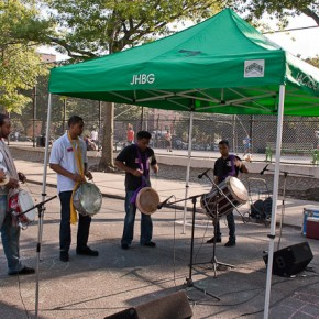 Summer Sundays at the Park presents: Boodoosingh Tassa Drummers
