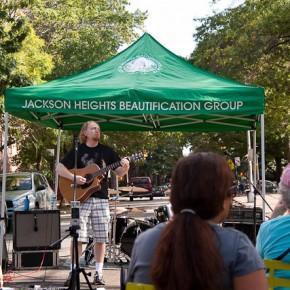 Summer Sundays at the Park presents: The Dan Sheehan Conspiracy