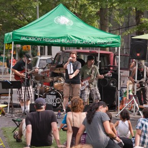 Summer Sundays at the Park presents: Urban Street Gypsys