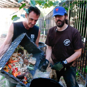 JH SCRAPS: a community composting project