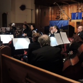 Jackson Heights Orchestra begins rehearsals for its December 18 Concert