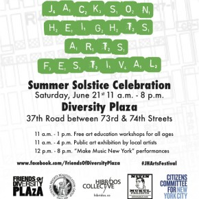 2014 Jackson Heights Arts Festival