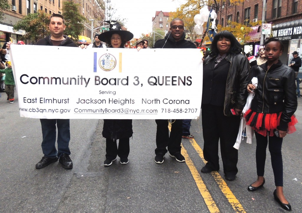 Community Board Q3