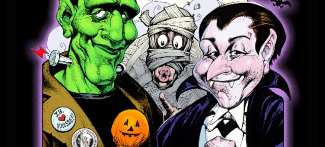 Jackson Heights Children's Halloween Parade, October 31, 2014