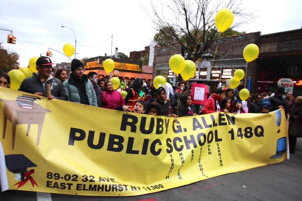Ruby G. Allen PS 148Q