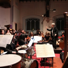 Jackson Heights Orchestra March 8 and 11 2015