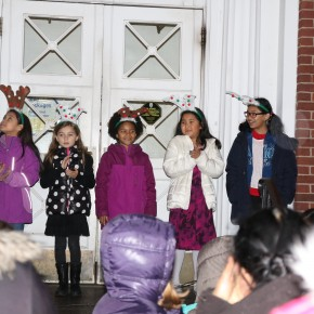 Holiday Lighting Ceremony, Tuesday, Dec. 16