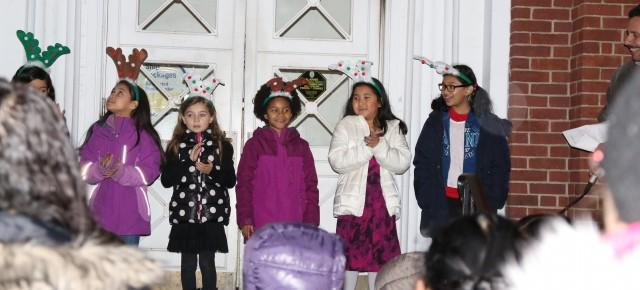 Holiday Tree Lighting Ceremony