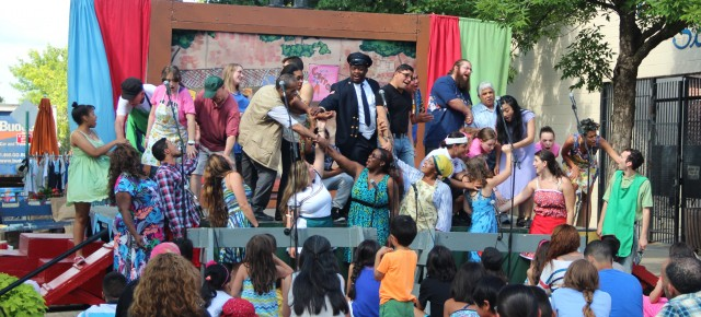 Come Out and Play! Musicians and Performers Wanted for 78th Street Play Street