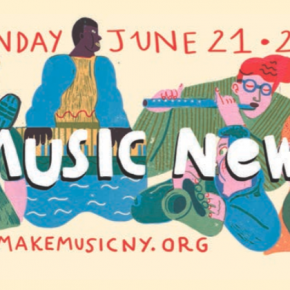 Make Music New York at 78th Playstreet