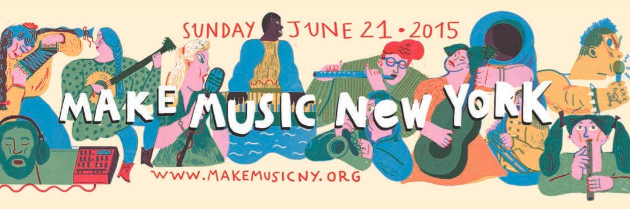 Make Music New York 2015