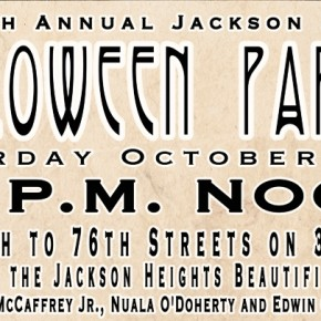 The 25th Annual Jackson Heights Halloween Parade